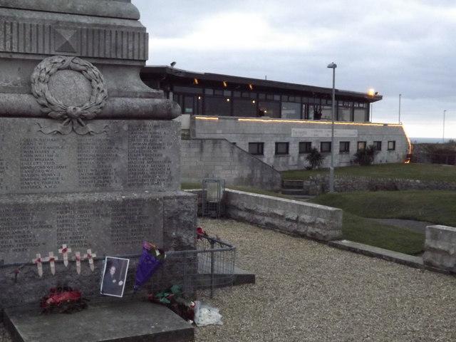 War Memorial, Portland Heights