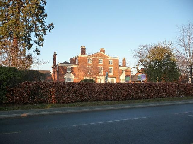 Mytton Hall, Shrewsbury