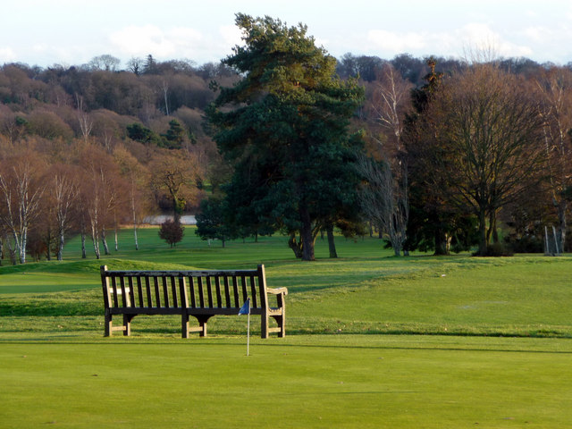 Hadley Wood Golf Course, Beech Hill, Cockfosters