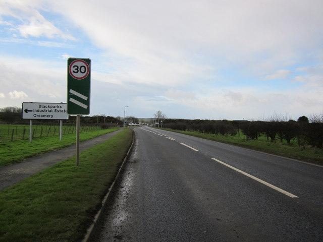 A75 Stranraer