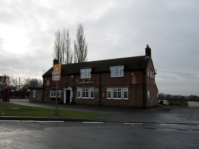 The Admiral Rodney Inn, Hartshorne