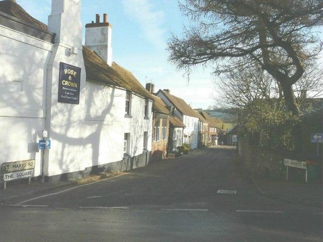 St Mary's Road, Elham