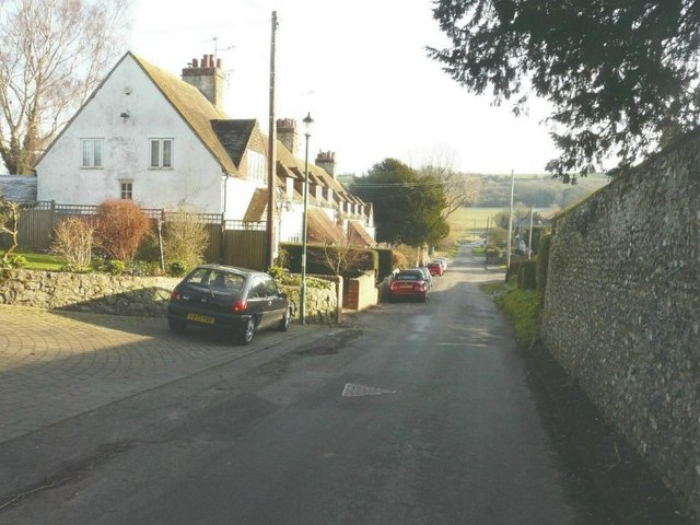 St Mary's Cottages, Duck Street, Elham