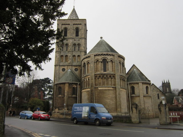 Our Lady of Lourdes Church, Ashby de la Zouch