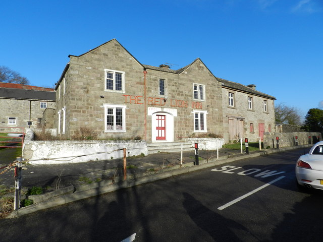 Red Lion Inn, Wensley