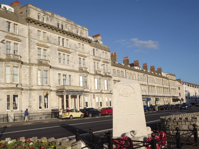Prince Regent Hotel, Weymouth