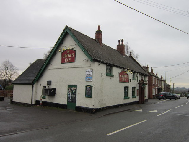 The Crown Inn, Heather