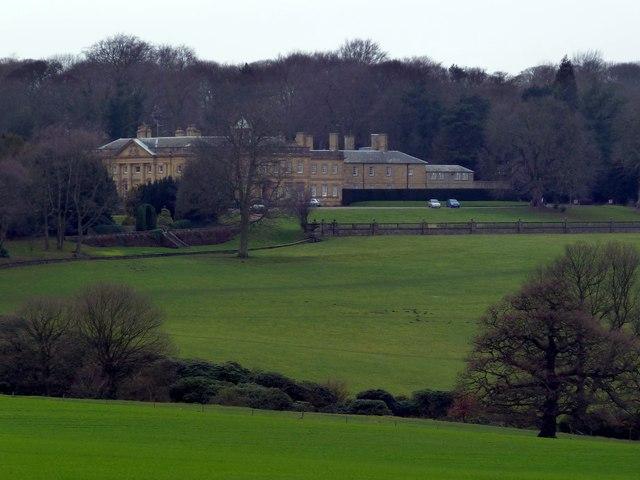 Wortley Hall Hotel in Wortley Park