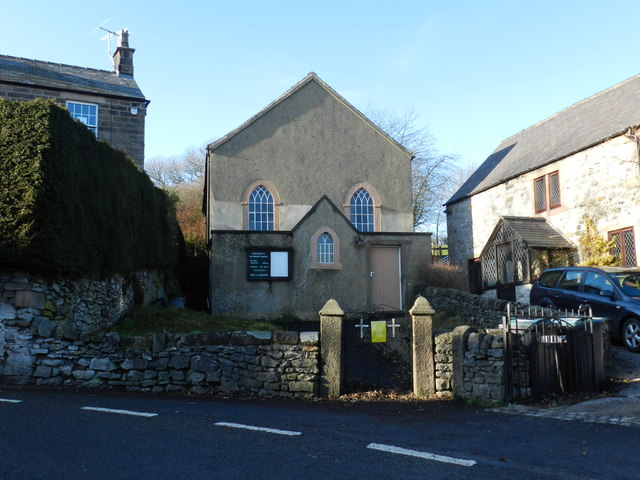 Wensley Methodist Chapel