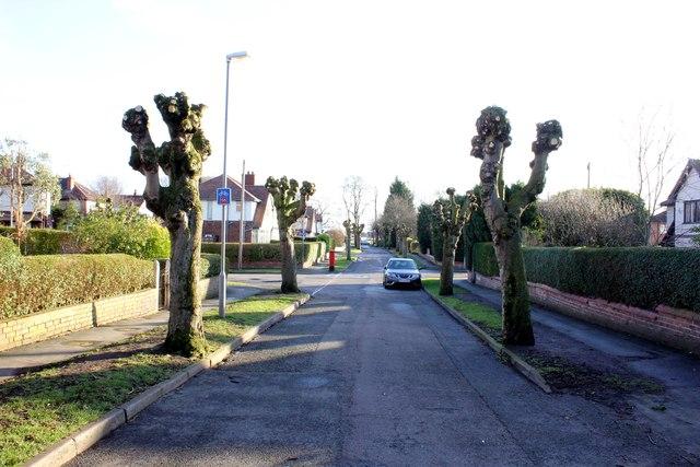 Fairfield Road, Chester
