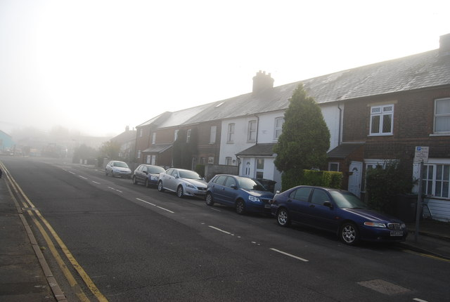 Terraced houses, Priory Rd