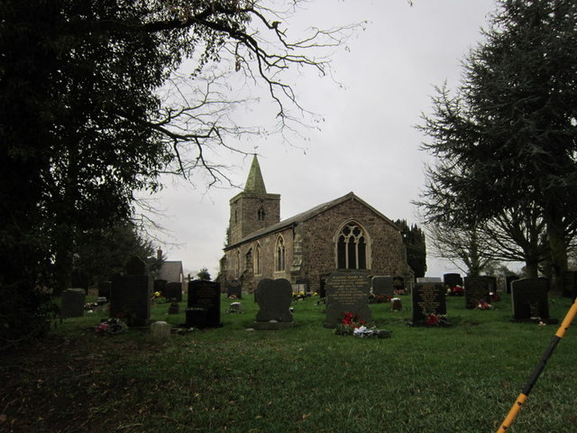 St Martin Church, Stapleton