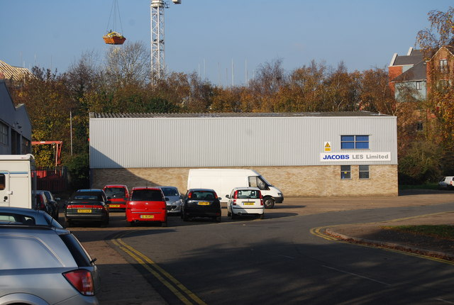 Jacobs, Morley Rd Industrial Estate