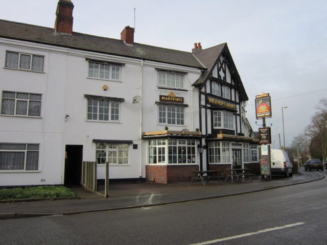 The Weavers Arms, Hinckley