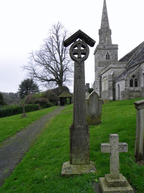 Grave marker, Littlebredy