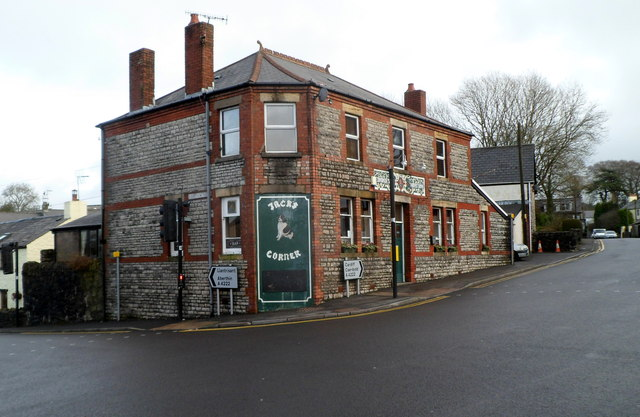 Edmondes Arms, Jack's Corner, Cowbridge