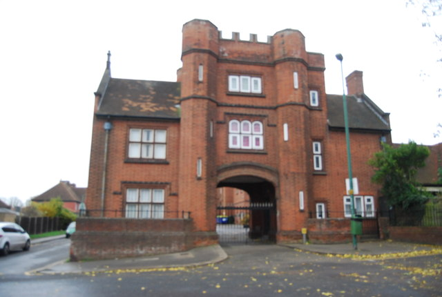 Gatehouse, Maidstone Grammar School