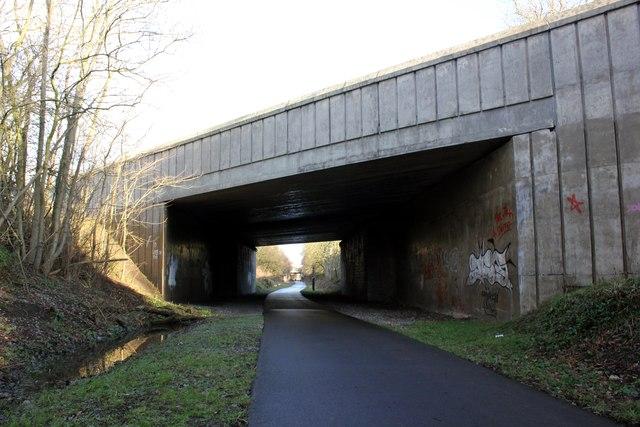 Warrington Road Bridge