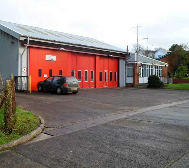 Cowbridge Fire Station