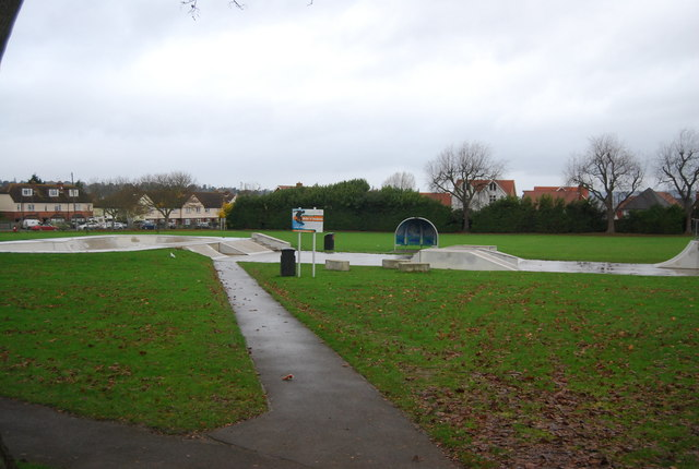 Skate park, South Park