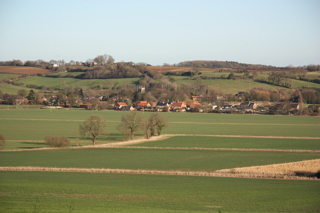 View to Old Bolingbroke