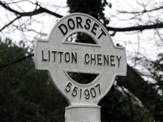 Sign, Litton Cheney