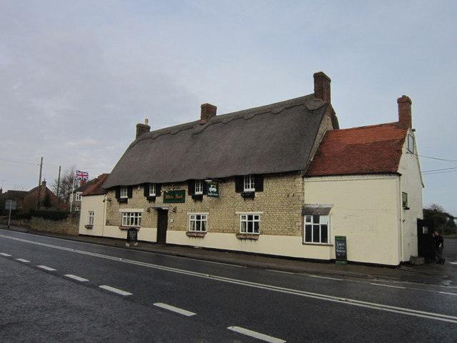 The White Hart, Grafton Regis