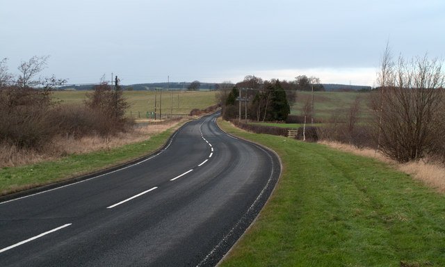 Whitworth Lane heading north