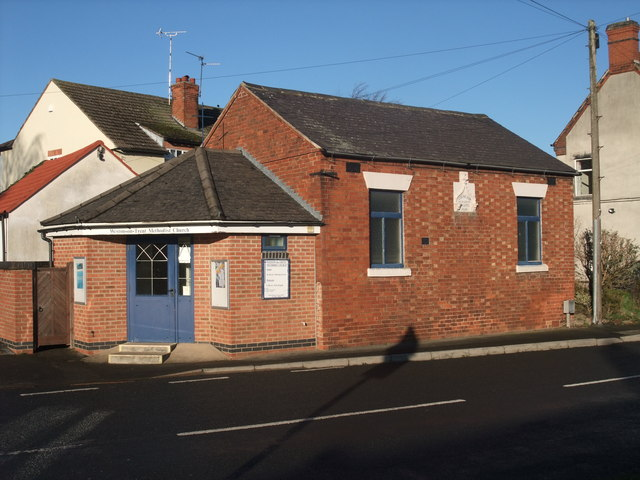Methodist Church, Main Street, Weston-on-Trent
