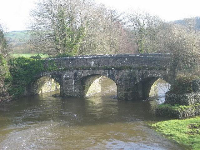 Pont Trefechan / Trevaughan Bridge