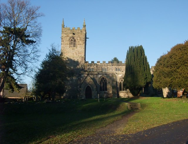 Church of All Saints, Aston-on-Trent