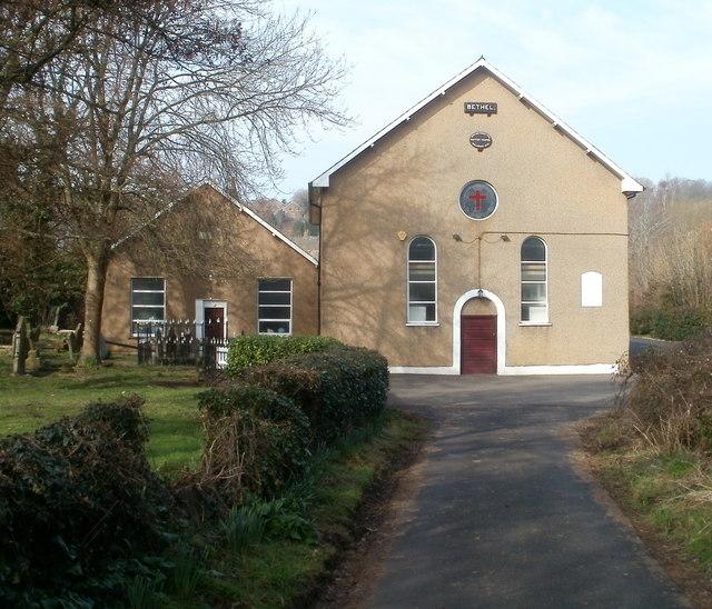 Bethel Baptist Church, Pentre-poeth near Bassaleg