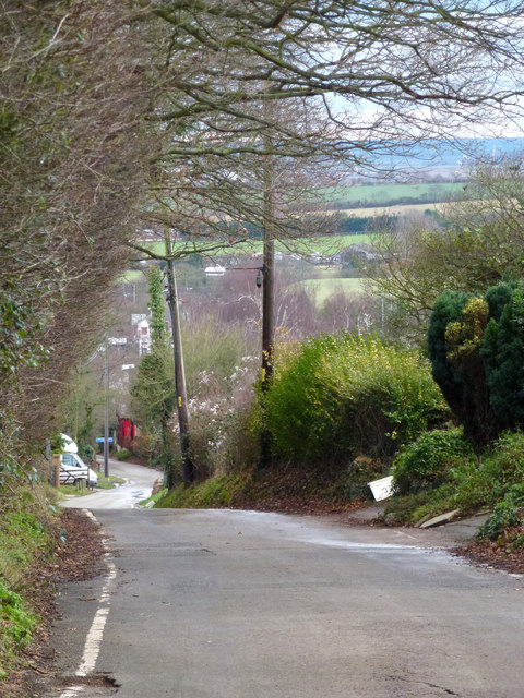 Bells Hill Road