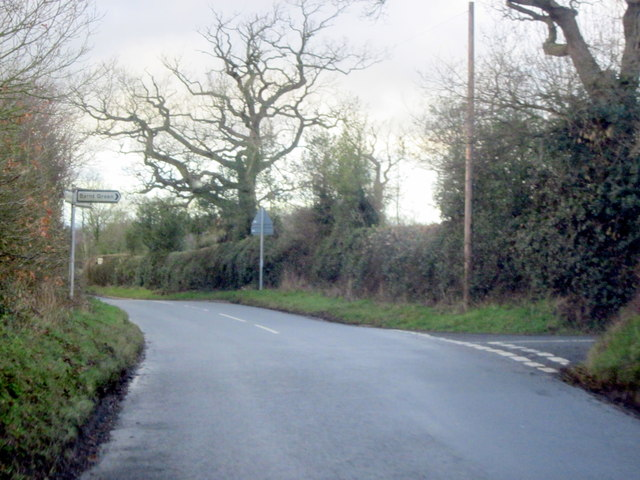 Turning For Barnt Green, Foxhill Lane