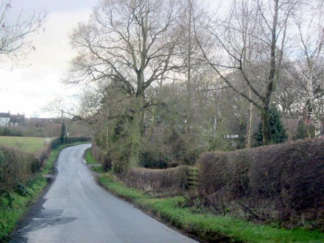 Wheeley Lane Blackwell