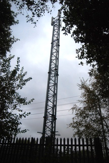 TV Mast, North Camp