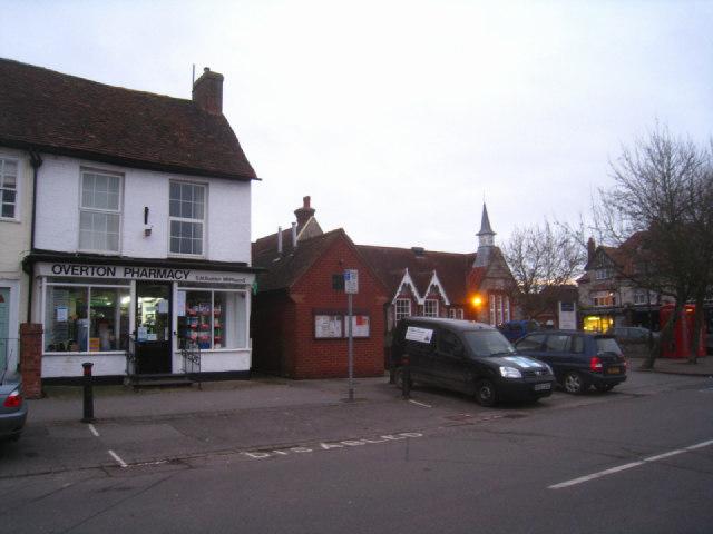 Overton Pharmacy - Winchester Street