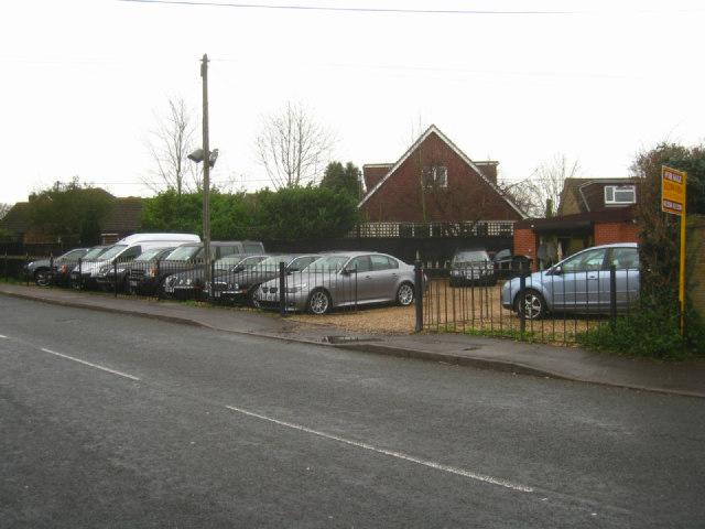 Car sales - Buckskin Lane