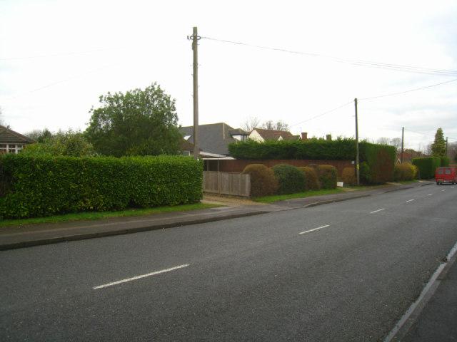 Dwellings on Buckskin Lane