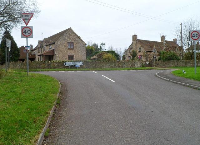 Elberton T-junction