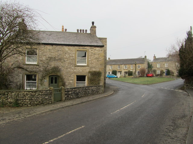 Graystonber Lane in Austwick