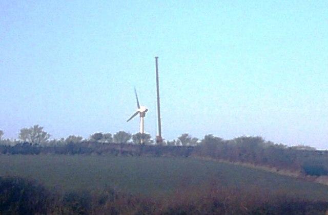 Wind Turbine, Llanteg