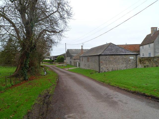 Village Farm buildings, Elberton