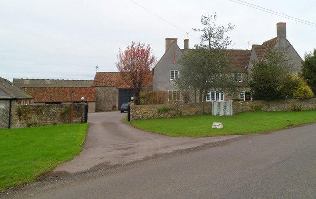 Farmhouse, Village Farm, Elberton