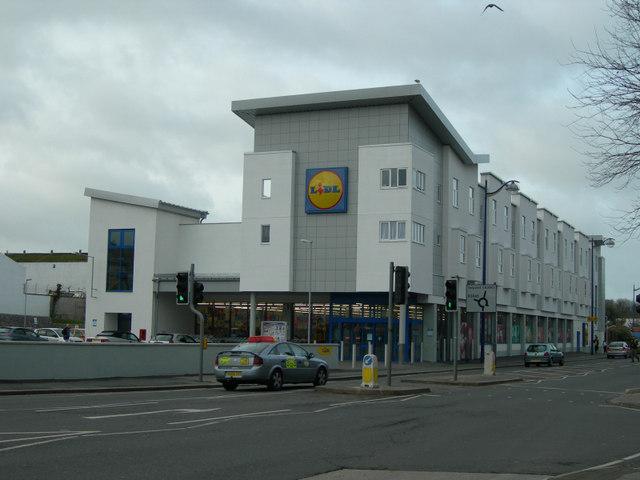 Lidl Supermarket, Union Street