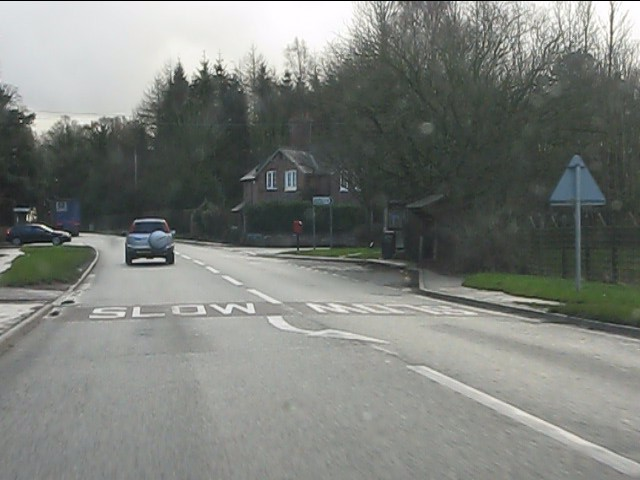 Ollerton crossroads