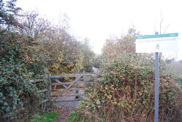 Path to Chestfield