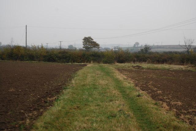 Approaching Molehill Rd