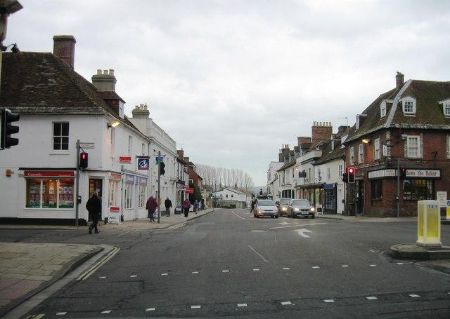 Centre of Wareham