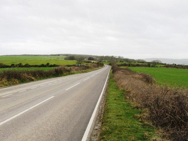 B3069 towards Kingston